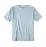 Youth Pocket Tee - Mineral Blue - Texas Standard