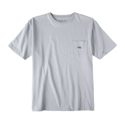 Youth Pocket Tee - Mockingbird - Texas Standard