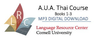 Thai - A.U.A. Thai Course - Books 1-3