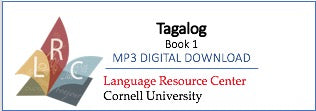 Tagalog - Book 1, Units 1-8 (MP3 Digital Download)