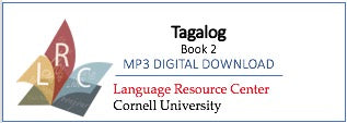 Tagalog - Book 2, Units 9-15 (MP3 Digital Download)