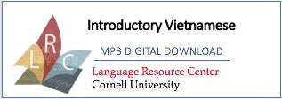 Vietnamese - Introductory Vietnamese (MP3 Digital Download)