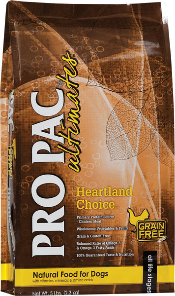 Pro Pac Ultimates Heartland Choice Chicken & Potato Grain-Free Dry Dog Food