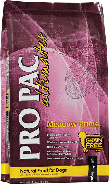 Pro Pac Ultimates Meadow Prime Lamb & Potato Grain-Free Dry Dog Food