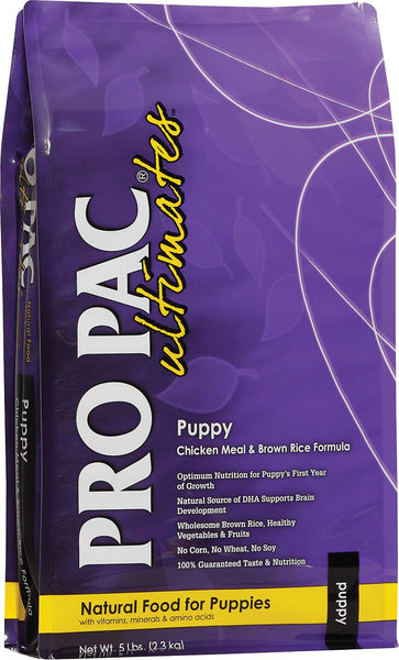 Pro Pac Ultimates Chicken Meal & Brown Rice Puppy Dry Dog Food