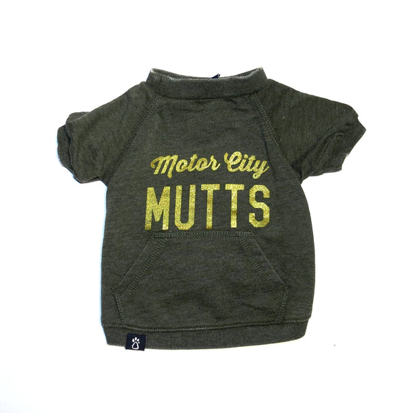 Motor City Mutts Dog Pullover