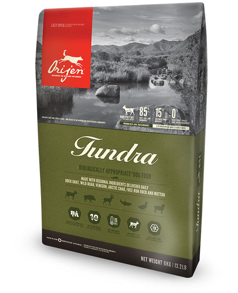Orijen Tundra Grain-Free Dry Dog Food