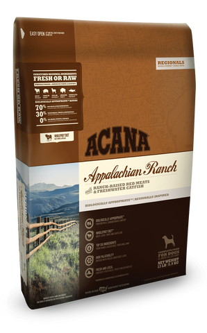 ACANA Appalachian Ranch Regional Formula Grain-Free Dry Dog Food
