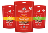 Stella & Chewy's Dinner Patties Grain-Free Freeze-Dried Dog Food