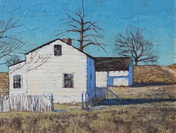 FIRST FRIDAY JUNE : MEET LANDSCAPE ARTIST HAROLD MILLER