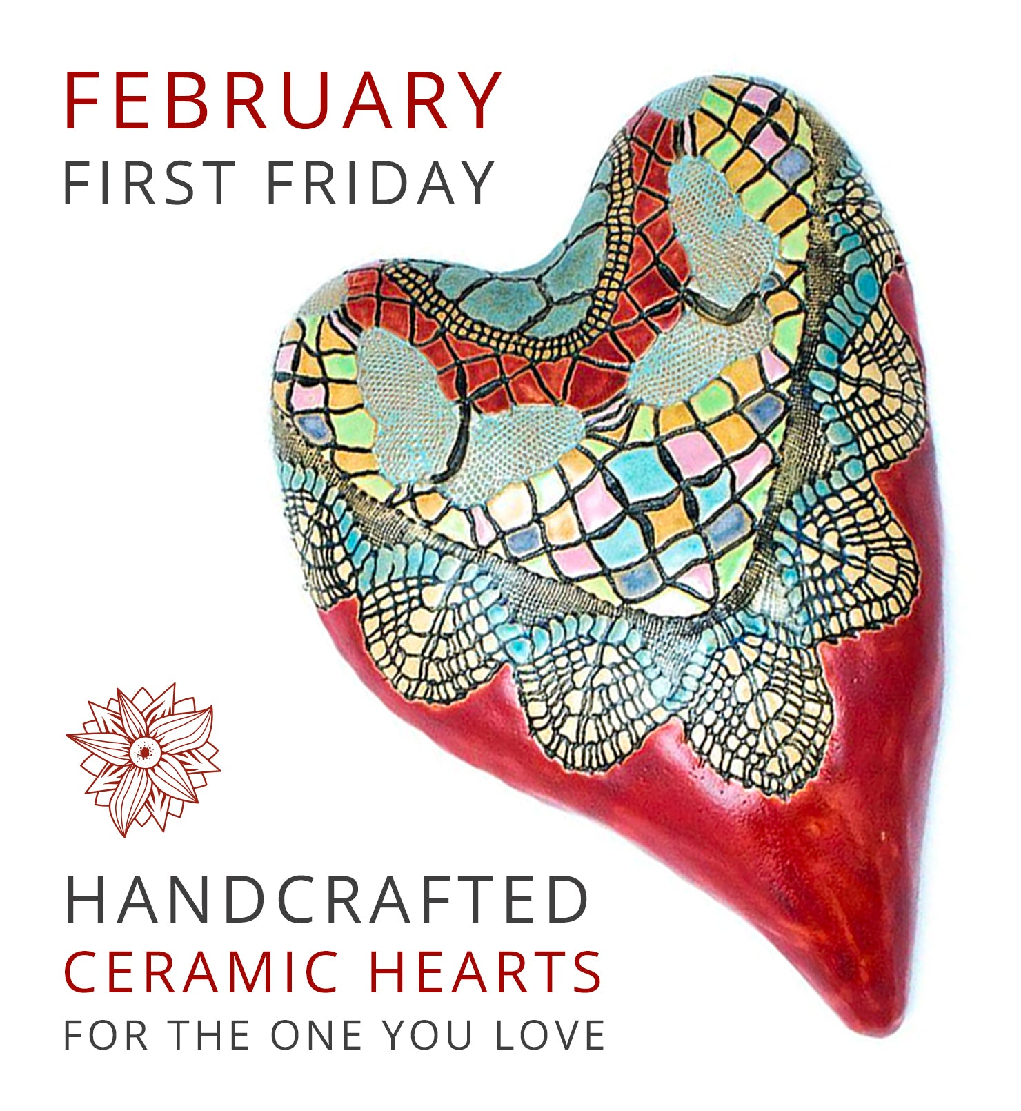Celebrate Love on February First Friday