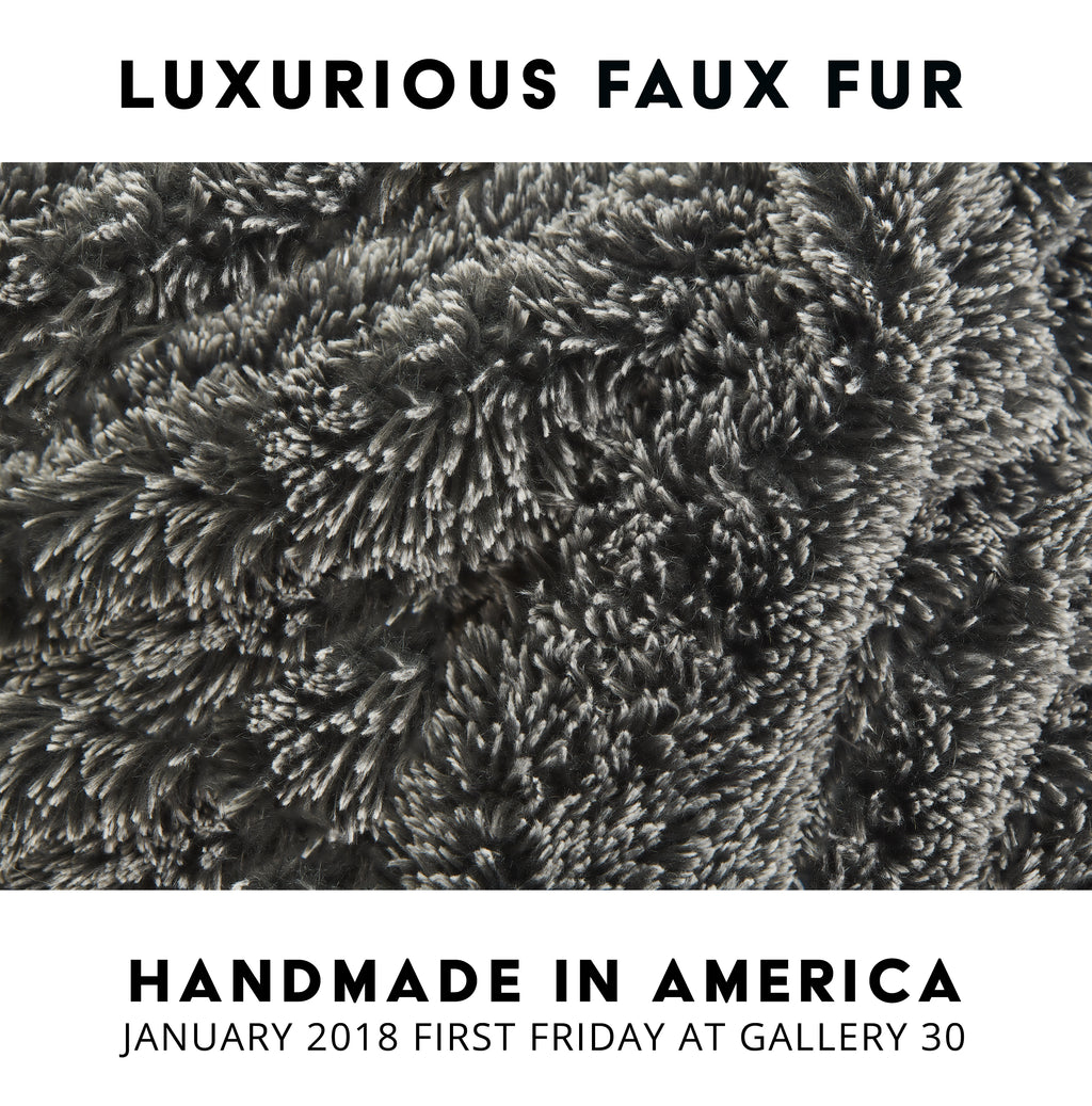 January First Friday Celebrates the Warmth of Faux Fur