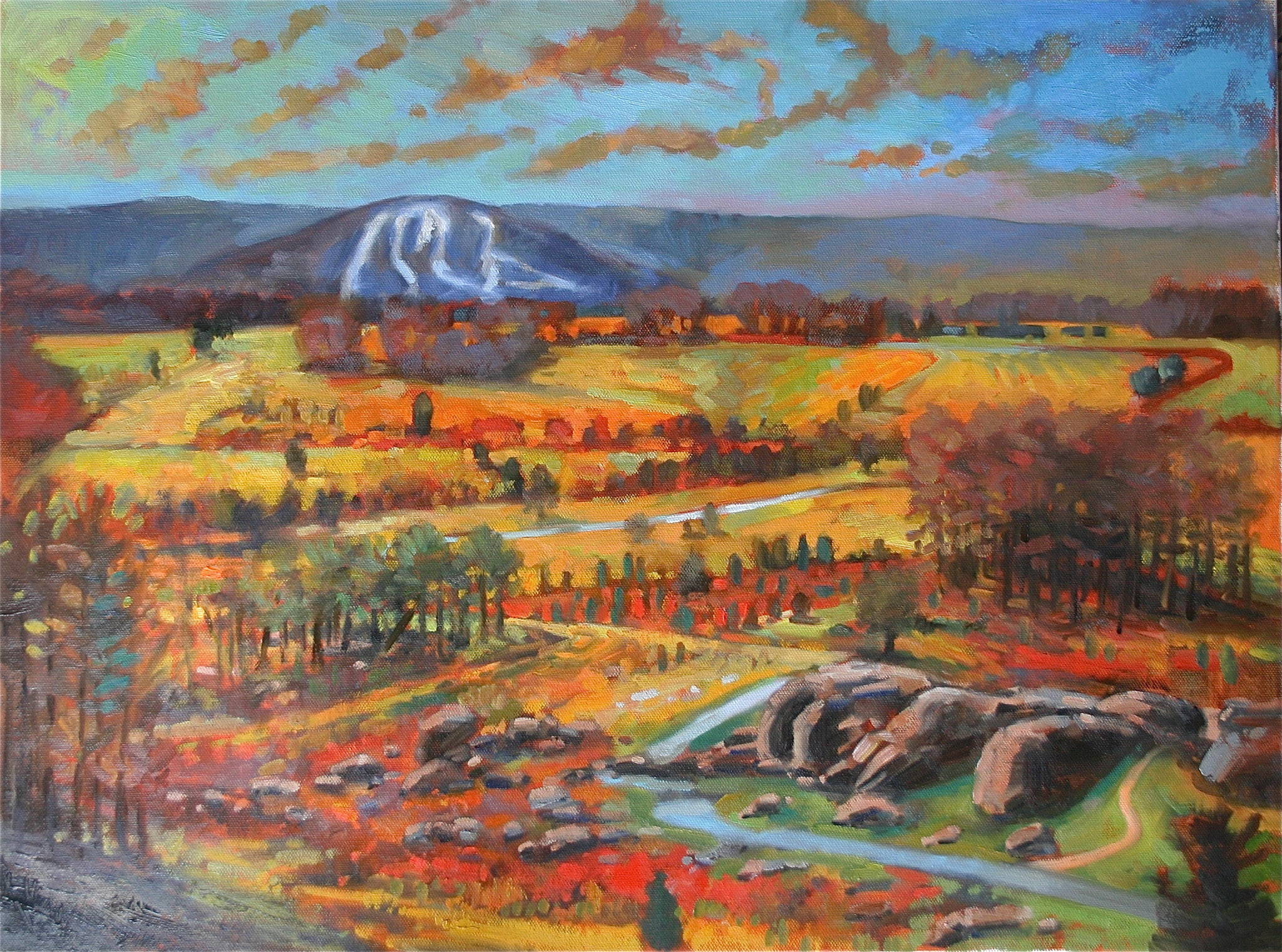 From Little Round Top to Ski Liberty by Jonathan Frazier