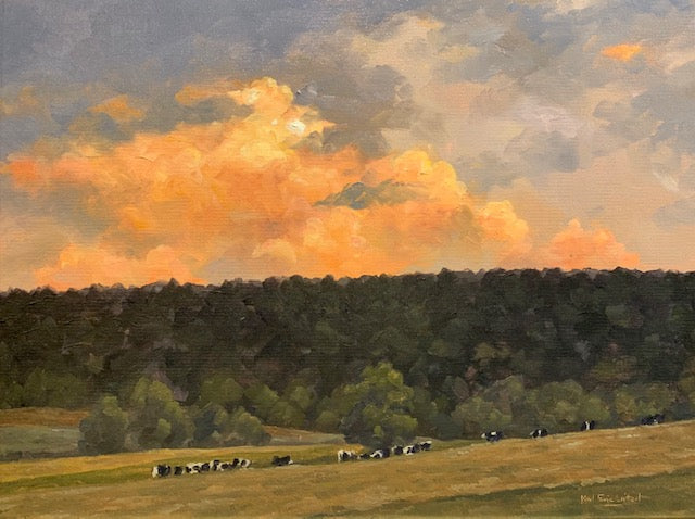 May 2019 First Friday: Pennsylvania Artist Karl Leitzel at Gallery 30