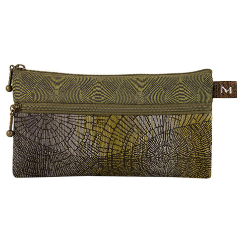 Maruca Heidi Wallet in Pewter Forest