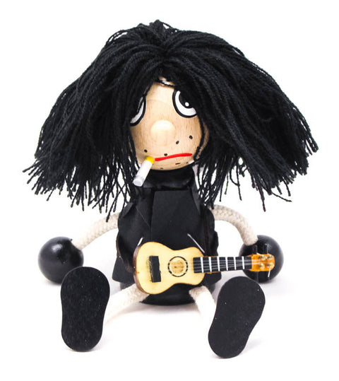 Rock Star Handcrafted Wooden Jumpie
