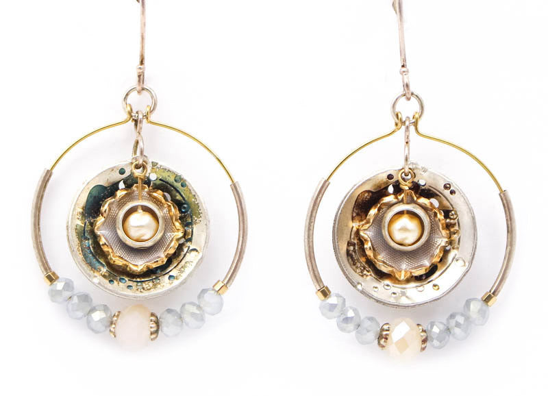 Day Dreamer Earrings by Wanna Buy A Watch?