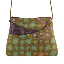 Maruca Sparrow Handbag in Embossed Olive