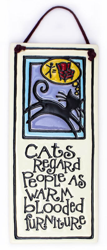 Cat'S Regard People Ceramic Tile