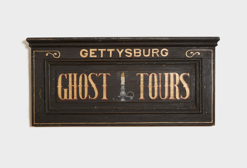 Gettysburg Ghost Tours, Small 2 Americana Art