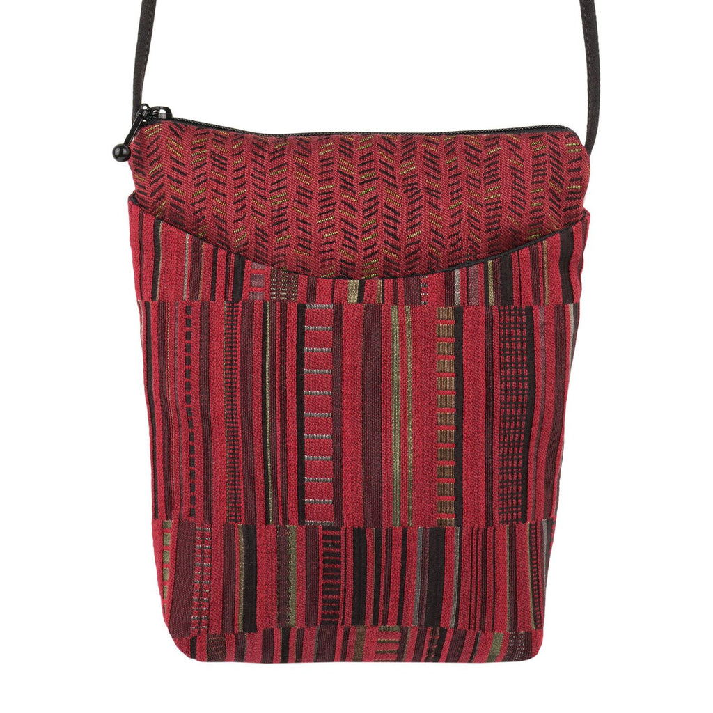 Maruca Busy Bee Handbag in Bark Cloth