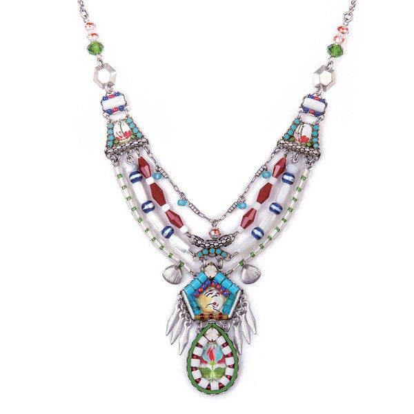 Magnolia Medium Classic Collection Necklace by Ayala Bar