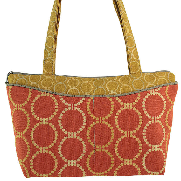 Maruca Andie Handbag in Linked Orange