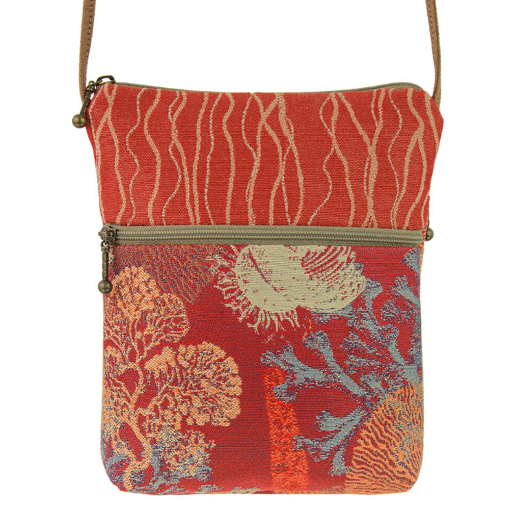 Maruca Li'l Buddy Handbag in Reef Coral