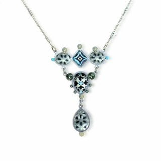 Geo-Ethnic Necklace