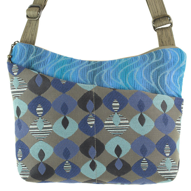 Maruca Cottage Bag in Jubilee Cool