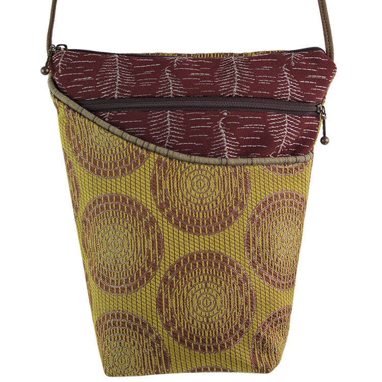 Maruca City Girl Handbag in Sliced Citron
