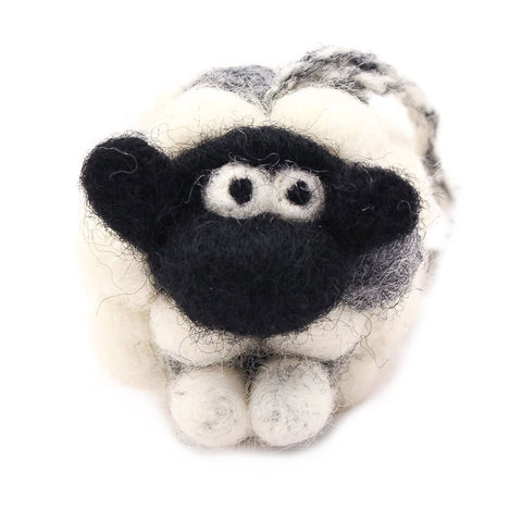 Sheep Woolie Ornament