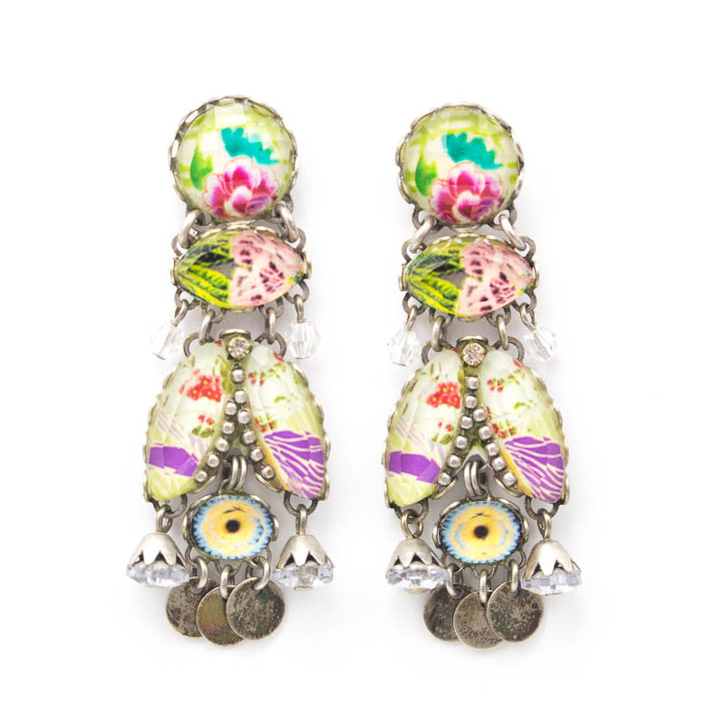 Cactus Bloom Radiance Collection Earrings by Ayala Bar
