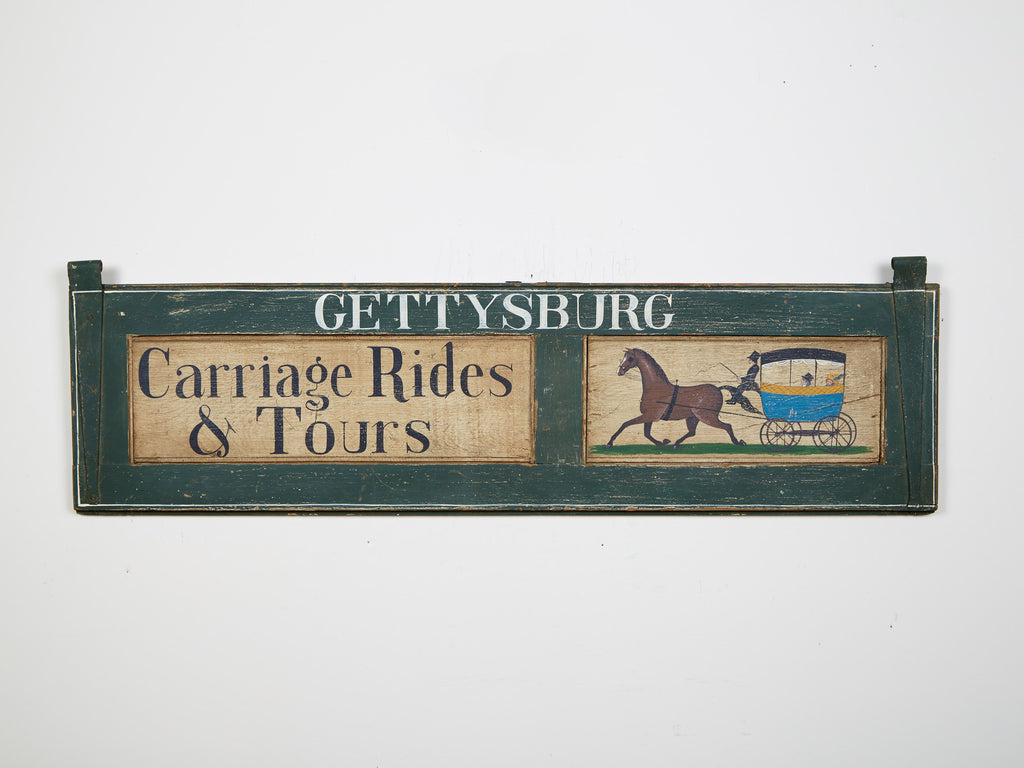 Gettysburg Carriage Rides and Tours Americana Art
