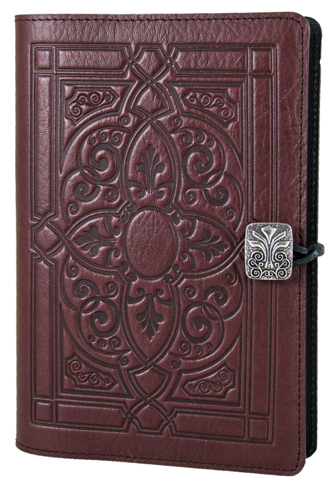 Florentine Large Journal in Wine