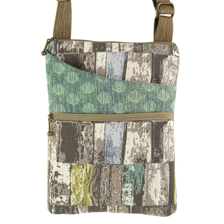 Maruca Pocket Bag in Planks