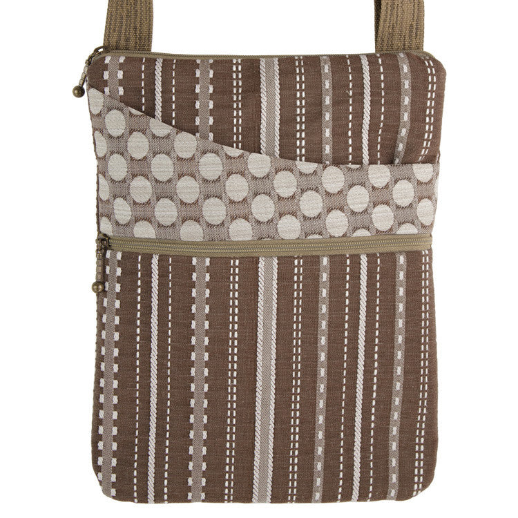 Maruca Pocket Bag in Ticking