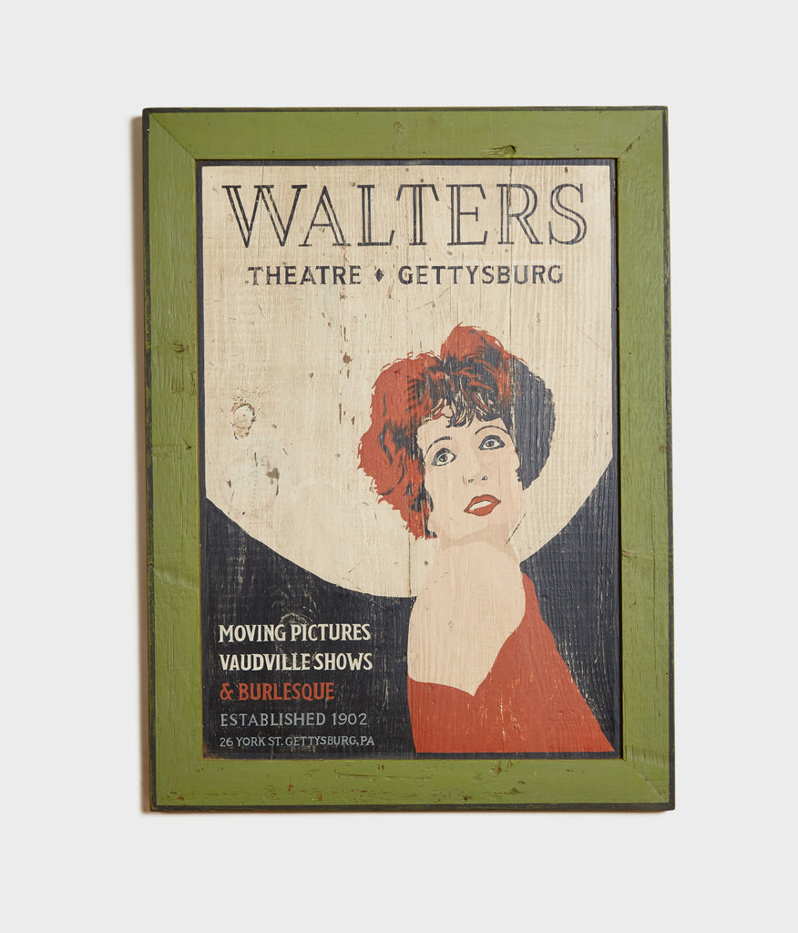 Walter's Theater Americana Art