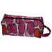 Maruca Ditty Bag in Raspberry Drops