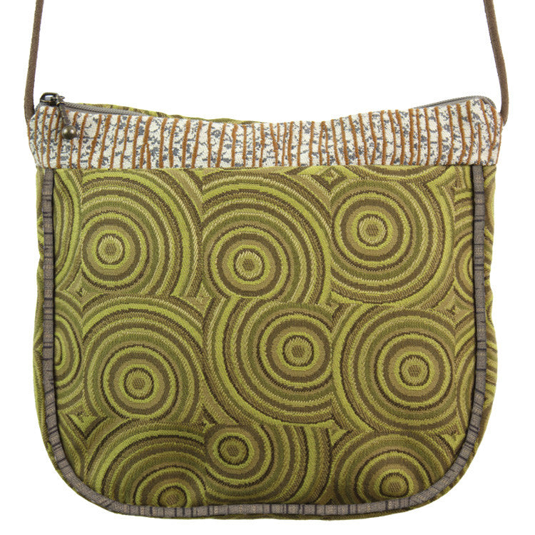 Maruca Village Handbag in Yo-Yo Olive