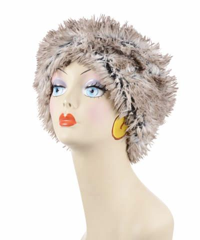 Arctic Fox Luxury Faux Fur Headband