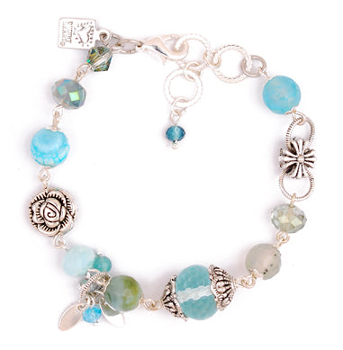 New Blue Bracelet by Desert Heart
