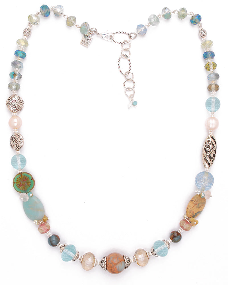Carolina Coast Necklace by Desert Heart