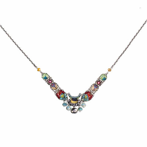 Autumn Song Athena Necklace by Ayala Bar
