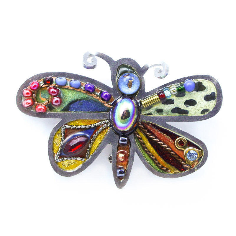Warm Breeze Small Butterfly Pin