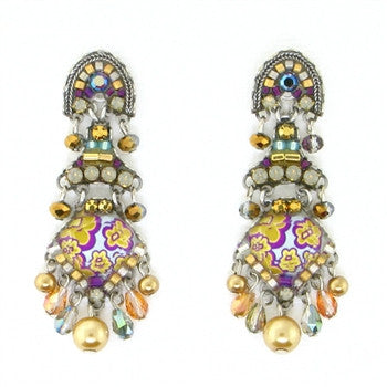 Mariposa Small Classic Collection Earrings by Ayala Bar