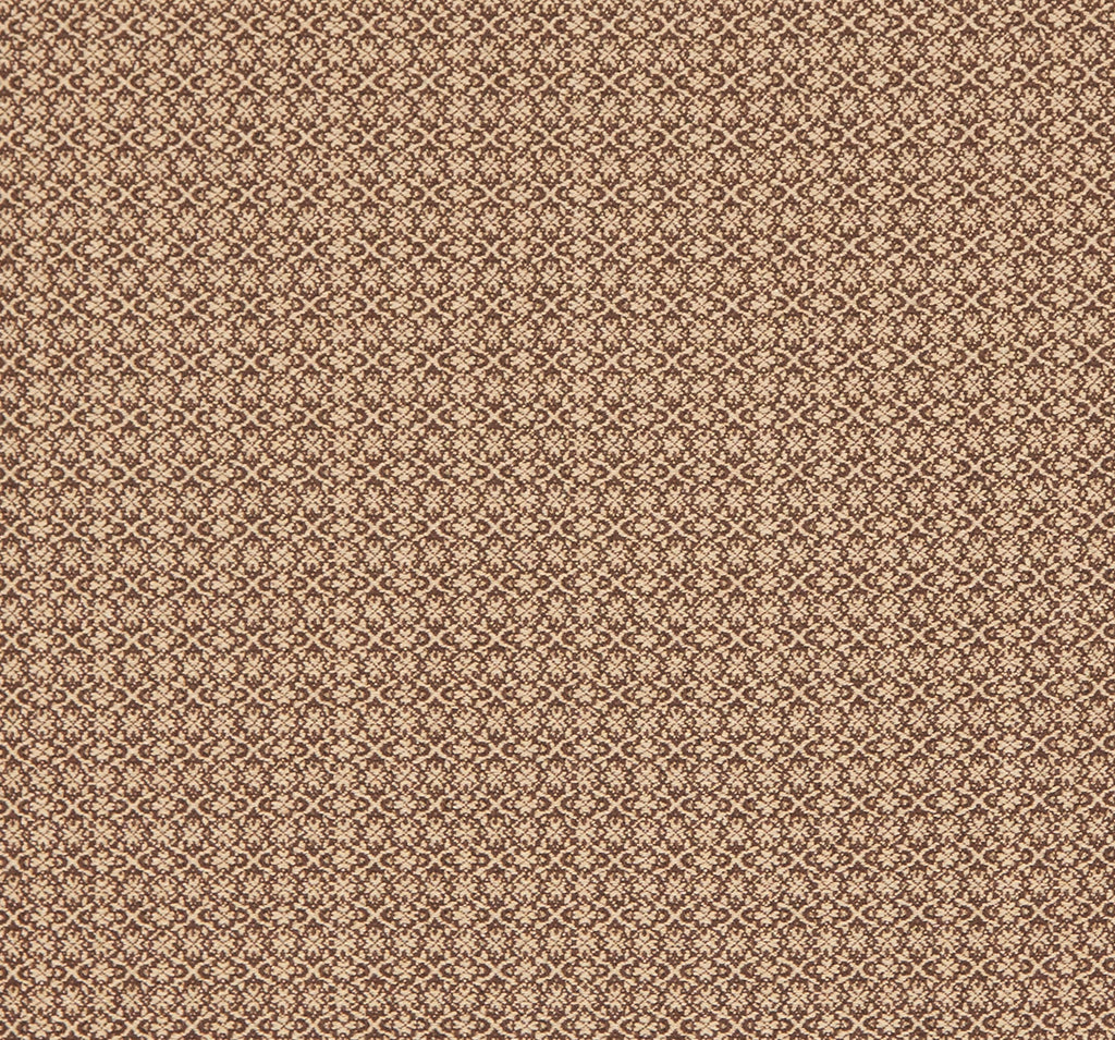 Angstadt #36 Queen Coverlet in Brown