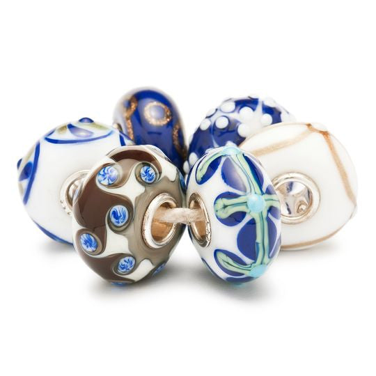 Blue Christmas by Trollbeads