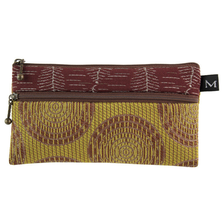 Maruca Heidi Wallet in Sliced Citron