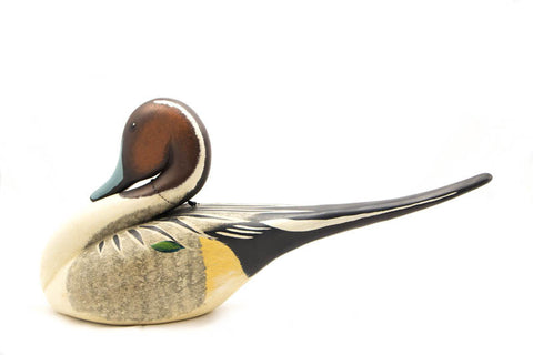 Large Unique Pintail Duck by Chris Boone